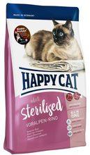 HAPPY CAT Sterilised Wołowina - sucha karma dla kotów sterylizowanych