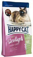 HAPPY CAT Sterilised Jagnięcina - sucha karma dla kotów sterylizowanych