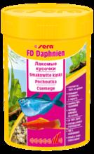 SERA FD Daphnia - naturalny przysmak, 100% z rozwielitek! 100ml