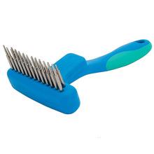 Vivog - grzebień poprzeczny (grabki), 25 pneumatycznych, obrotowych zębów