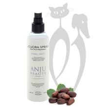ANJU BEAUTE Jojoba Spray - spray nawilżający, z olejkiem jojoba, dla psów i kotów, 150 ml
