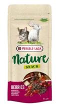 VERSELE LAGA Nature Snack Berries - przysmak jagodowy dla gryzoni  85g