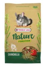 VERSELE LAGA Chinchilla Nature Fibrefood - pokarm dla wrażliwych szynszyli