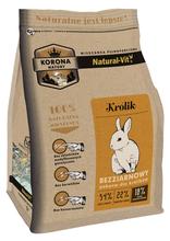 NATURAL-VIT Korona natury - karma dla królika, 750 g, 10kg