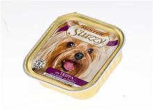 STUZZY Flaczki mokra karma dla psa, tacka 150g