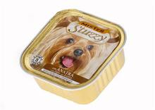 STUZZY Kaczka mokra karma dla psa, tacka 150g