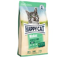 HAPPY CAT Minkas Perfect Mix - sucha karma dla kotów 10kg
