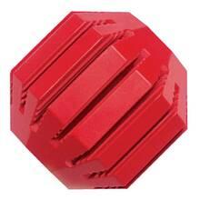 KONG piłka Stuff a ball- wytrzymała zabawka dentystyczna masująca dziąsła i czyszcząca zęby psa