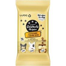 LUBA - chusteczki nawilżane dla psów, oczyszczanie i ochrona skóry, 30 szt.