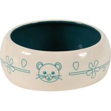 ZOLUX Miska ceramiczna dla gryzoni, kolor niebieski