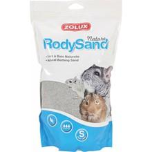 ZOLUX Rody Sand - Piasek do kąpieli szynszyli i koszatniczek, 2 L naturalny
