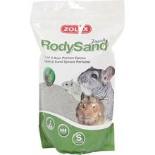 ZOLUX Rody Sand - Piasek do kąpieli szynszyli i koszatniczek, 2 L sosnowy