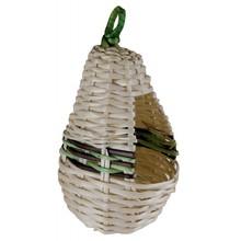 ZOLUX Gniazdo dla ptaków w kształcie gruszki