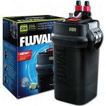 FLUVAL 206 - filtr zewnętrzny, kubełkowy do akwarium 200 litrów