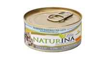 NATURINA Cat 70g kurczak z marchewką