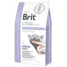 BRIT Grain-Free Veterinary Diet Gastrointestinal sucha karma dla kota 400g, 2kg i 5kg