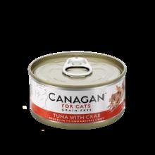 CANAGAN Tuna With Salmon tuńczyk z łososiem puszka 75g dla kota