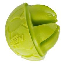 NERF Dog Foam Turtle Ball - Pływająca piłka dla psa, 12 cm