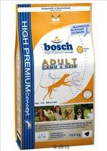 Bosch ADULT Lamb&Rice + Orkisz- karma dla dorosłych psów na jagnięcinie i ryżu 1kg, 3kg, 15kg
