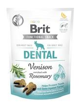 BRIT Care Dog Functional Snack Dental Venison 150g, przysmak dla psa