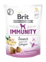BRIT Care Dog Functional Snack Immunity Insect 150g, przysmak dla psa