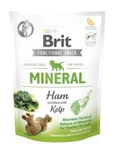 BRIT Care Dog Functional Snack Mineral Ham Puppy 150g, przysmak dla psa