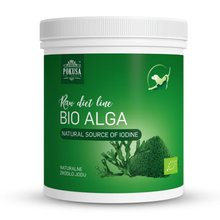 POKUSA Raw Diet Line Algi morskie - ekologiczna multiwitamina, źródło jodu, piękna sierść