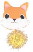 ZOLUX LOVELY Lis - Zabawka dla kota z kocimiętką