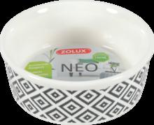 ZOLUX NEO - Miska gresowa dla gryzoni, małych psów i kotów, kolor beżowy