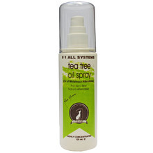 1 ALL SYSTEMS Tea Tree Oil - olejek z drzewa herbacianego