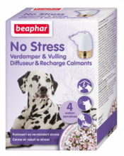 BEAPHAR No Stress Dog aromatyzer behawioralny na 4 tygodnie