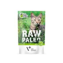 VETEXPERT Raw Paleo Sterilised Dziczyzna mokra karma dla kotów, 100g