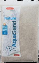 ZOLUX Aquasand Nature kwarc drobnoziarnisty - podłoże do akwarium