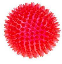 RecoFun Flip Ball red- Piszcząca piłka dla psa, kolor czerwony
