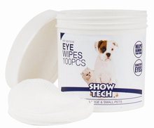 Show Tech - chusteczki do czyszczenia okolic oczu, 100 sztuk