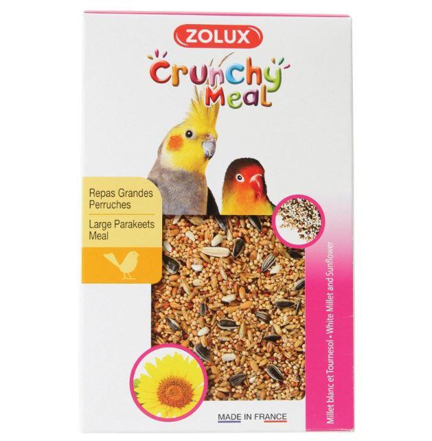 ZOLUX CRUNCHY MEAL pokarm dla papug 800 g