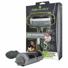 FURminator Hair Collection Tool - rolka do zbierania sierści, z rączką i pojemniczkiem