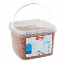 ZOLUX Aquasand IDRO - podłoże do akwarium, kolor pomarańczowy 5 kg