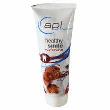 APL - pasta do pielęgnacji zębów u psów, o smaku wołowiny, 100 g