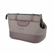 Amiplay - torba transportowa Classic, kolor brązowy