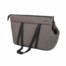 Amiplay - torba transportowa Palermo, kolor brązowy