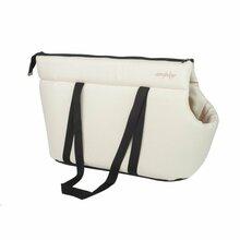 Amiplay - torba transportowa Palermo, kolor kremowy