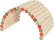 ZOLUX Drewniany mostek RodyPlay