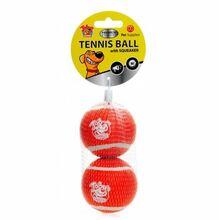 TOBY'S CHOICE Piłki tenisowe z piszczałką