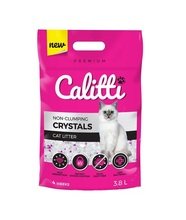 CALITTI Crystal żwirek silikonowy dla kota 3,8l