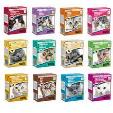 Bozita Zestaw mokrych karm dla kota w galaretce, 370g. 12 + 2 gratis