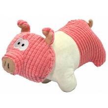 PET NOVA Świnka - pluszowa zabawka dla psa, 22 cm