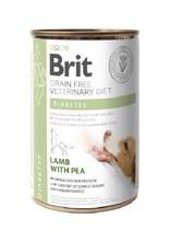 BRIT Grain Free Veterinary Diet Diabetes 400g - mokra karma dla psa