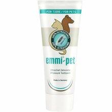 Emmi-Pet Ultrasound Toothpaste for Pets - pasta do zębów dla zwierząt, dedykowana do szczoteczki ultradźwiękowej, 75 ml