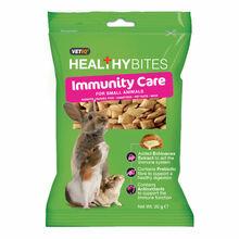 Vetiq Healthy Bites Immunity Care for Small Animals - Przysmaki dla gryzoni wsparcie odporności, 30g